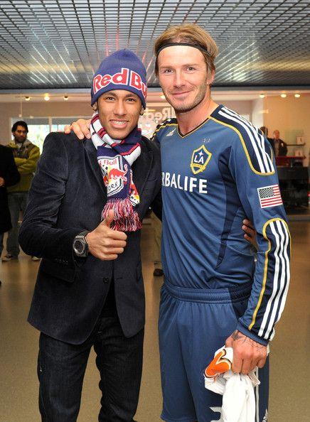 Neymar Photos Photos Los Angeles Galaxy V New York Red Bulls 1st Leg