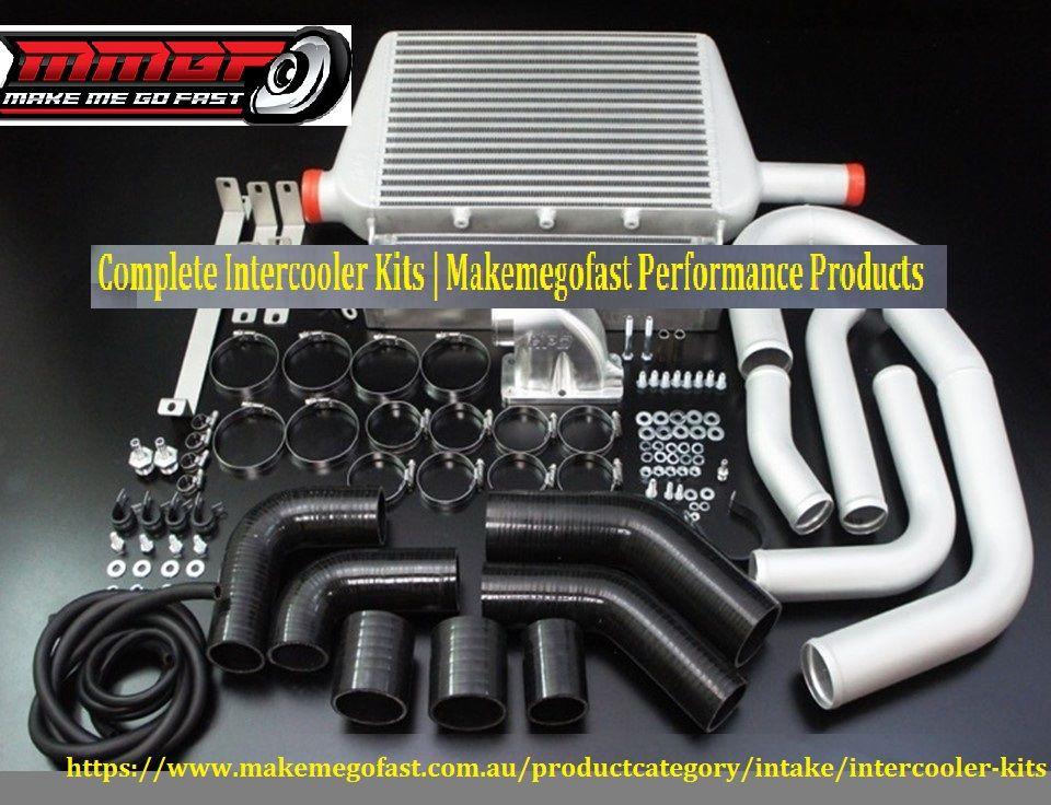 Complete Intercooler Kits Makemegofast Performance