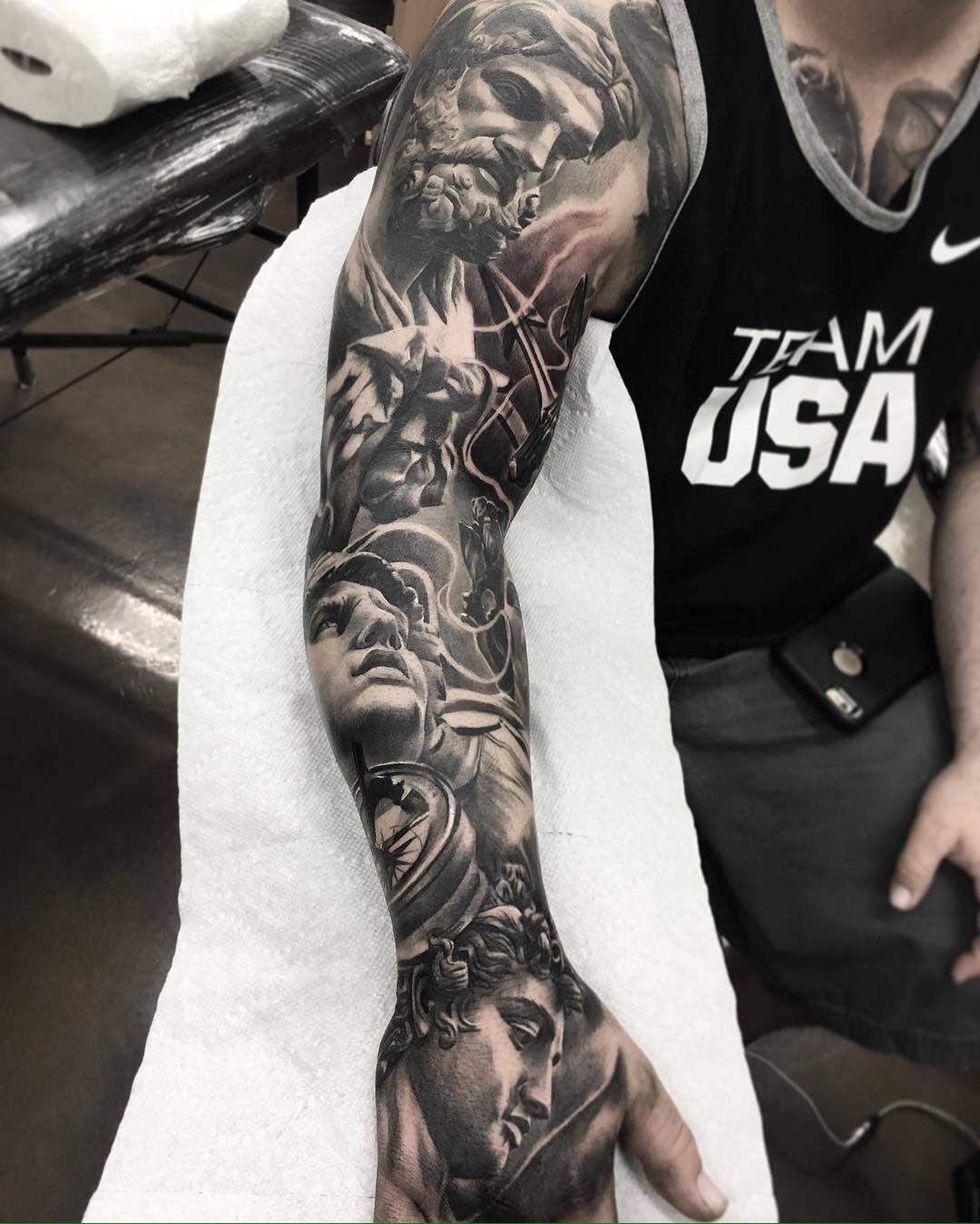 Pin By Drayton Weidner On Tattoos Pinterest Tatuajes Mangas