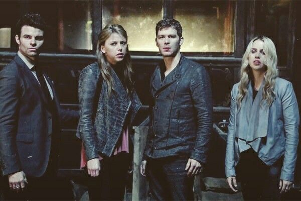 Mikaelson Family 3/?