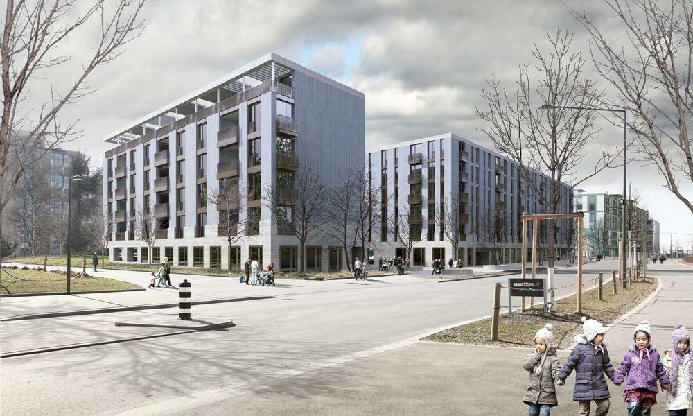 Lichtdurchflutete 4 5 Zimmer Neubau Wohnung In Zurich Affoltern Mieten Bei Coozzy Ch Coozzy Gewerbeflache Mietwohnungen Wohnung
