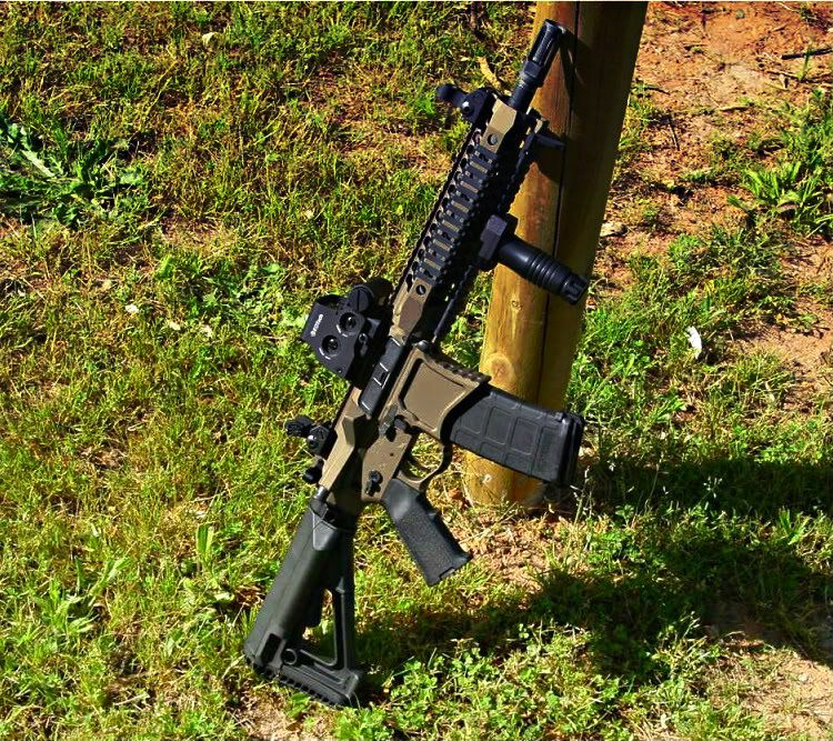 Pin on Rifle
