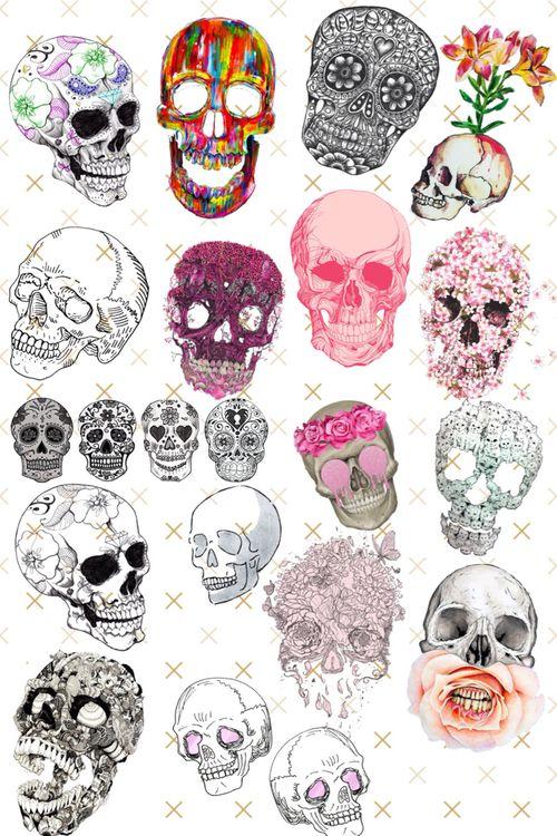 Tornei Me Insano Via Tumblr Small Skull Tattoo Tiny Skull Tattoos Small Tattoos