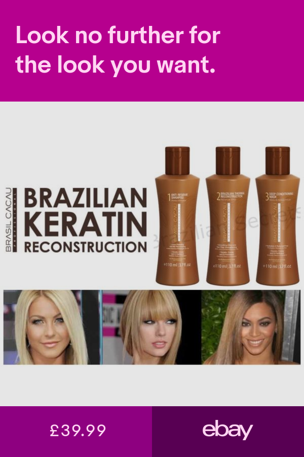 Relaxers Straightening Prod Health Beauty Ebay Blow Dry Hair Keratin Treatment Brazilian Keratin