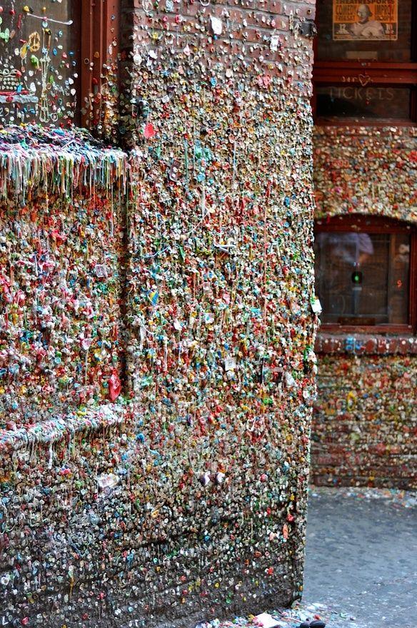 Gum art! interesting