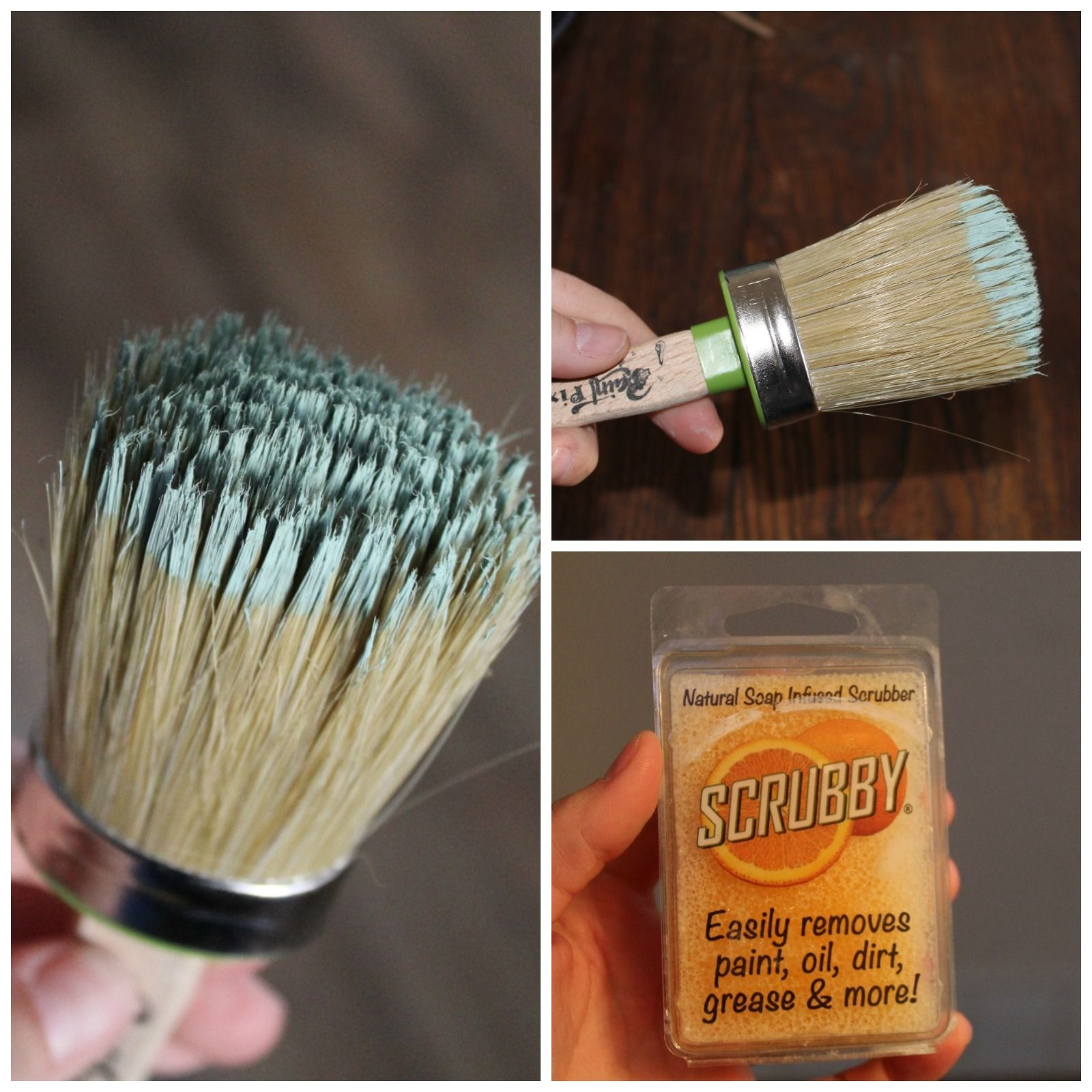 My Favorite All Natural Paint Brush Cleaner Nature