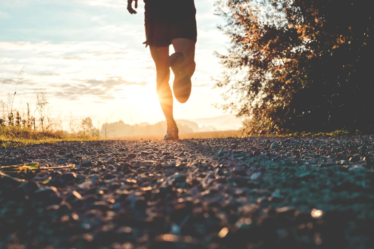 The early morning is when your willpower is at its highest, which makes this the best time to exercise. For more tips on how to become a morning person, go to Dr. Dean Salo's blog post.