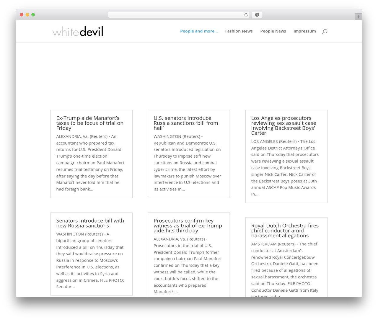 WordPress template Divi - white-devil.ch   WordPress Themes   Pinterest