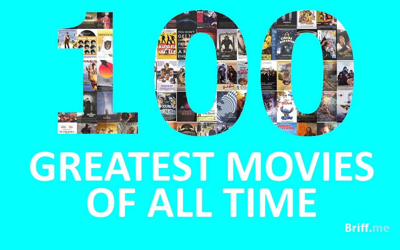 Best 100 Movies Of All Times Over 1 Million Voters Scored Their