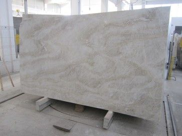 Exotic White Granite Quartzite Slabs From Italy Contemporary Kitchen Countertops Los Angeles Royal Stone Tile