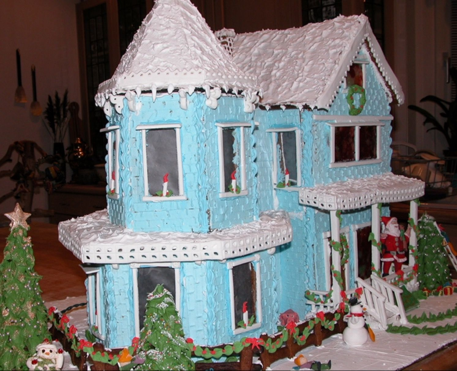 Pin By Jake Drexel On Gingerbread House Gingerbread House