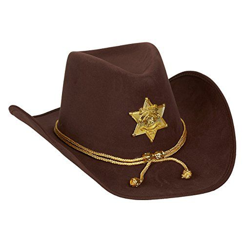 Halloween Costumes Ideas Novelty Felt Cowboy Sheriff\u0027s Hat - Fun - halloween costume ideas for the office