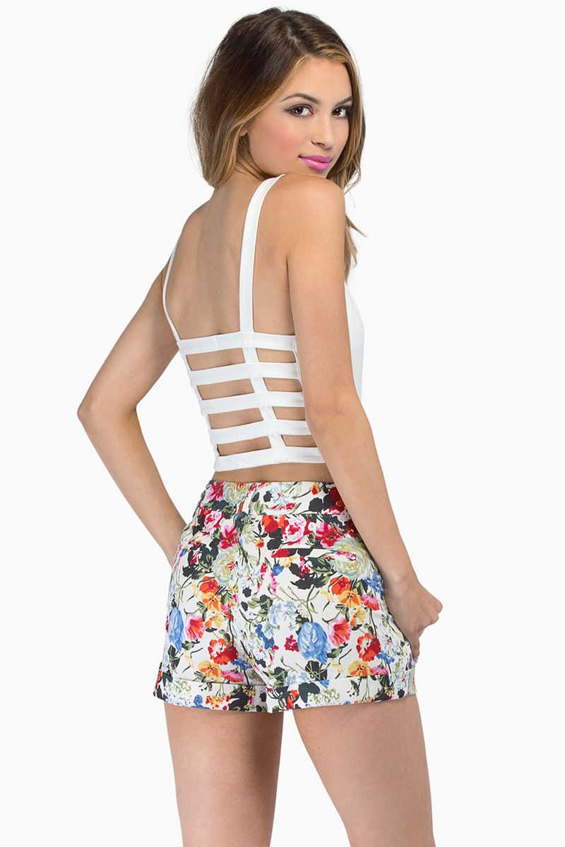 Rung Number Crop Top  Tops  Pinterest  Number Style summer and