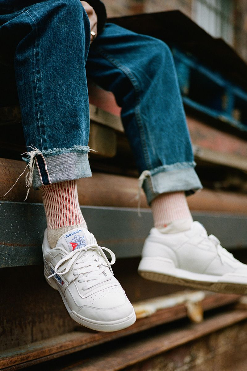 94ea76211ba8 The  ReebokClassics Workout Plus has hit the 30-year mark and it s never  gone out of fashion.