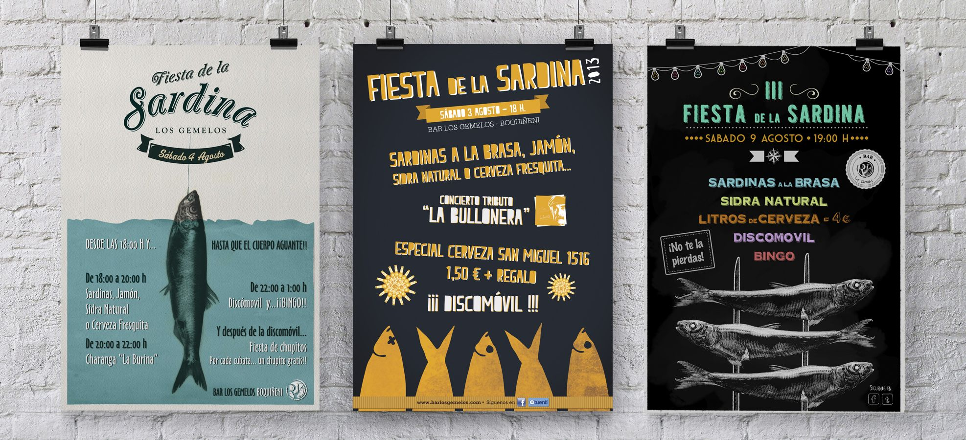 Carteles #posters #graphicdesign