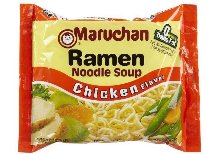 Check Out Maruchan Ramen Noodle Soup Chicken Flavor On Zanda Ramen Noodle Soup Ramen Noodles Chicken Flavors