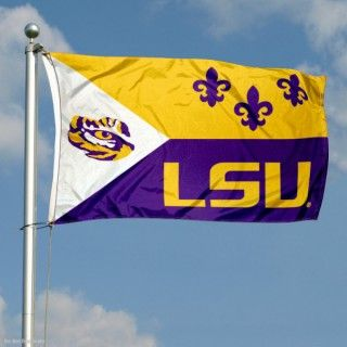Lsu Acadian Flag Of Louisiana Lsu Louisiana Lsu Football
