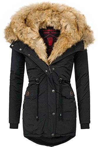 Navahoo Sweety Veste d'hiver Parka pour Dame 2in1 9 Couleurs