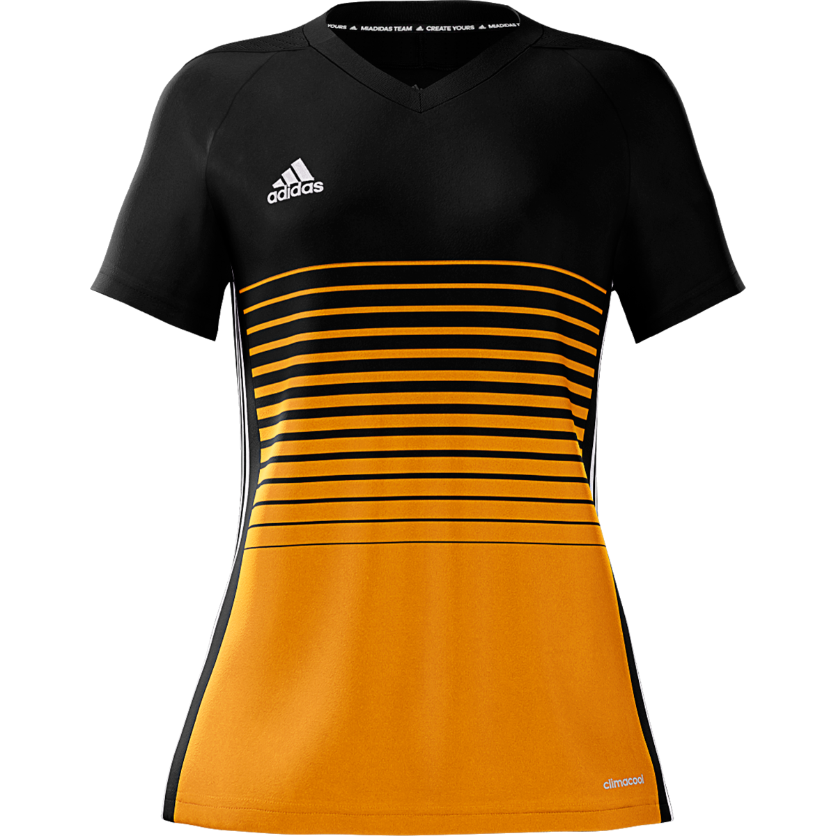 Adidas Women's Lynx Jersey - Black-black/gold-2xl | Adidas women ...