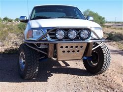 1997 2003 Ford F 150 Front Bumper By Add