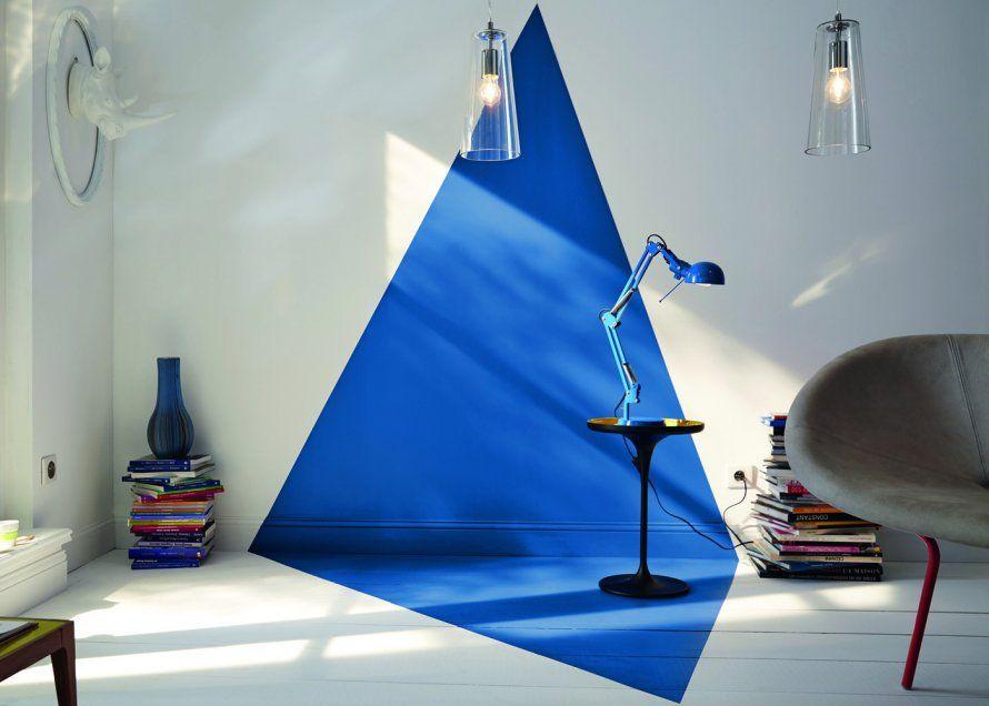 peinture bleu capri castorama couleurs colors. Black Bedroom Furniture Sets. Home Design Ideas