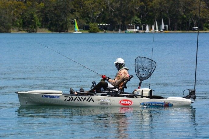 Not all fishingkayaks are made equal. Learn about the