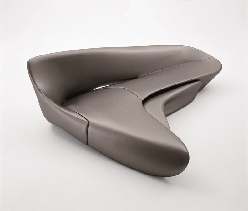 Divano moon system picture gallery in 2019 modern sofa for Divano zaha hadid