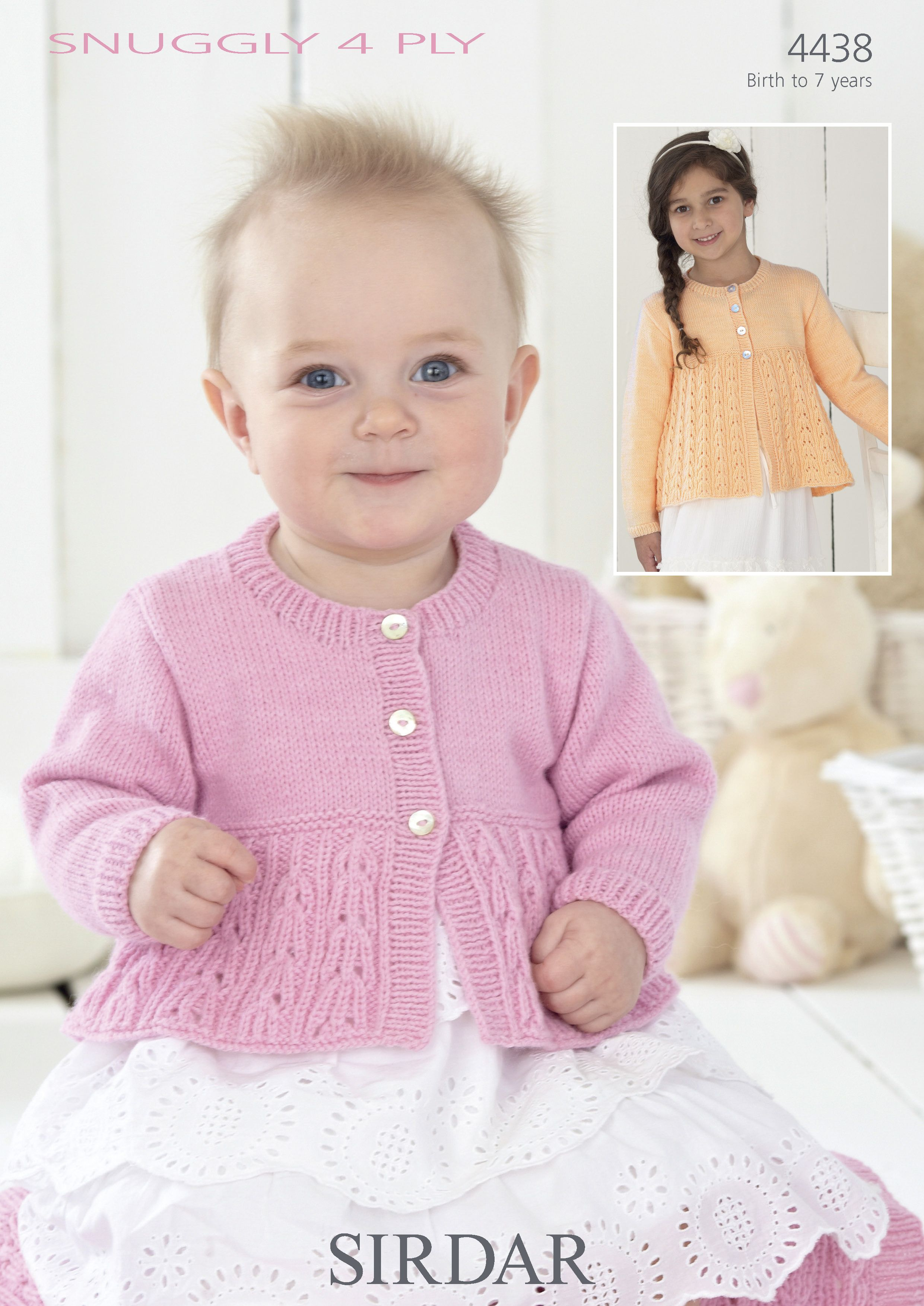 f796f23e64d9 Keep Kids Cosy with the stunning Sidar Snuggly 4 Ply Cardigan and ...