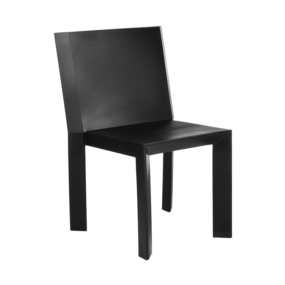 Vondom Stuhl Frame Schwarz Kaufen Im Borono Online Shop Stuhle Harz Mobel Mobel Kaufen