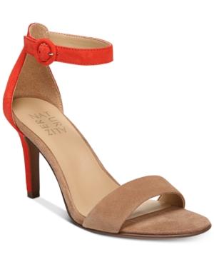 dd7e0d6468d Naturalizer Kinsley Dress Sandals - Brown 10.5M Flip Flop Sandals