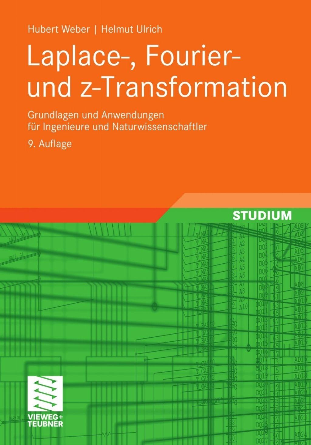 Laplace Fourier und zTransformation (eBook Rental) in