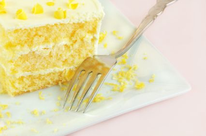 Photo of Light & Fluffy Lemon Cake