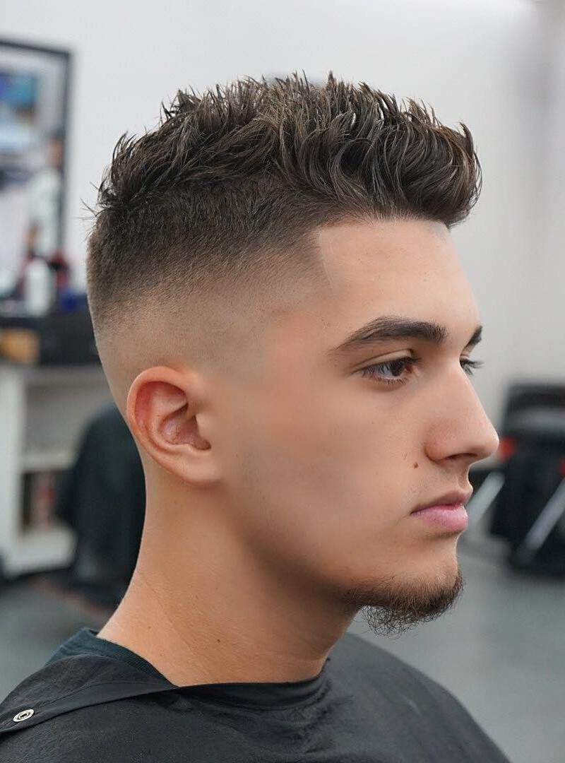 Mens Short Hairstyles Trendy And Fashionable Haircut Ideas