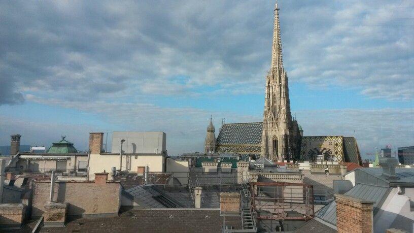Vienna in September 2014