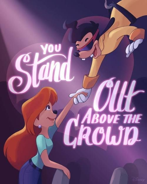 Show Off For The One You Love A Goofy Movie February 2017