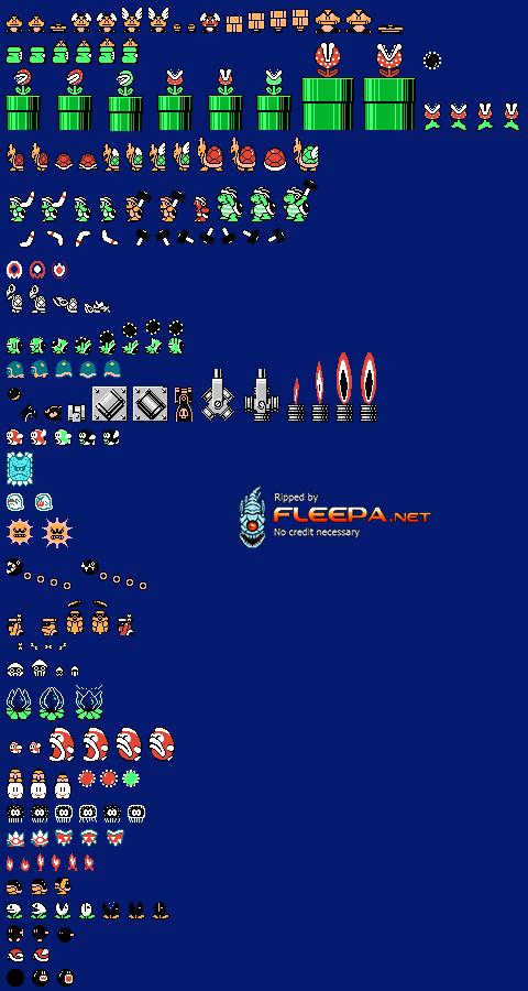 Enemies From Super Mario Bros 3 Perler Bead Mario Super Mario