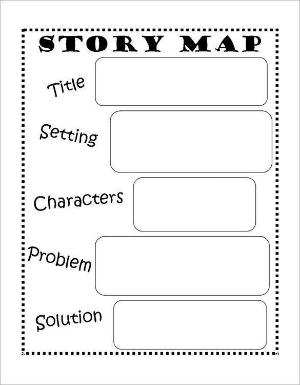 10+ Story Map Templates \u2013 Free Word, PDF Format Download Free