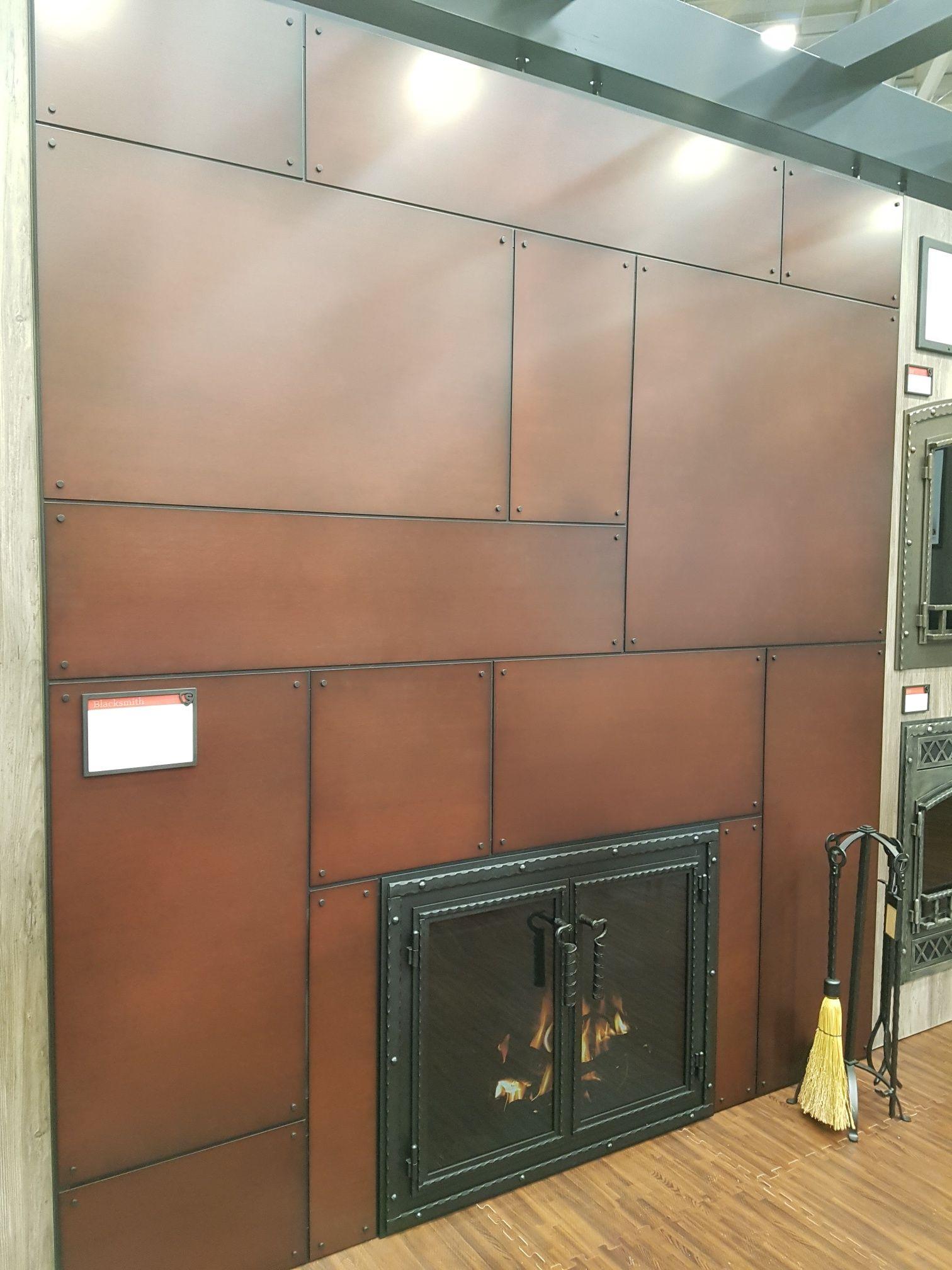 Stoll Dimensional Metal Wall Panels Metal Wall Panel Wall Panels Faux Brick Panels
