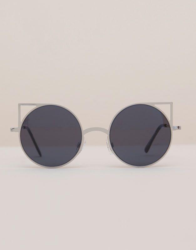 05fefe4b51bec Pull Bear -   óculos   Pinterest   Óculos, Óculos de sol e Sol