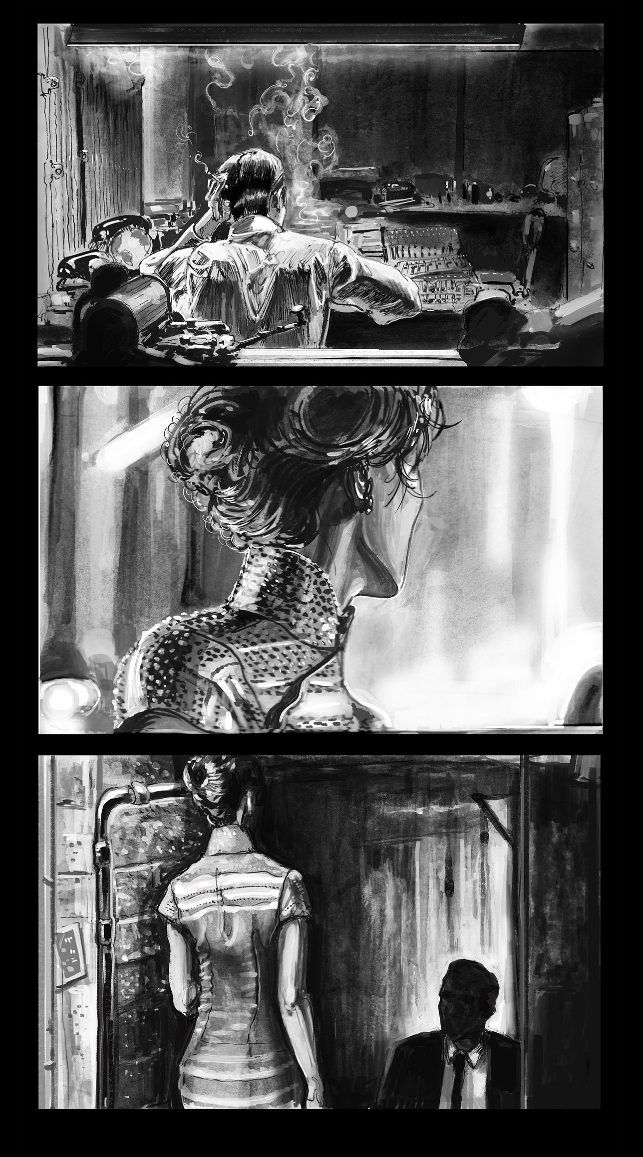love #movie #drawing | Movie Frames | Pinterest | Movie
