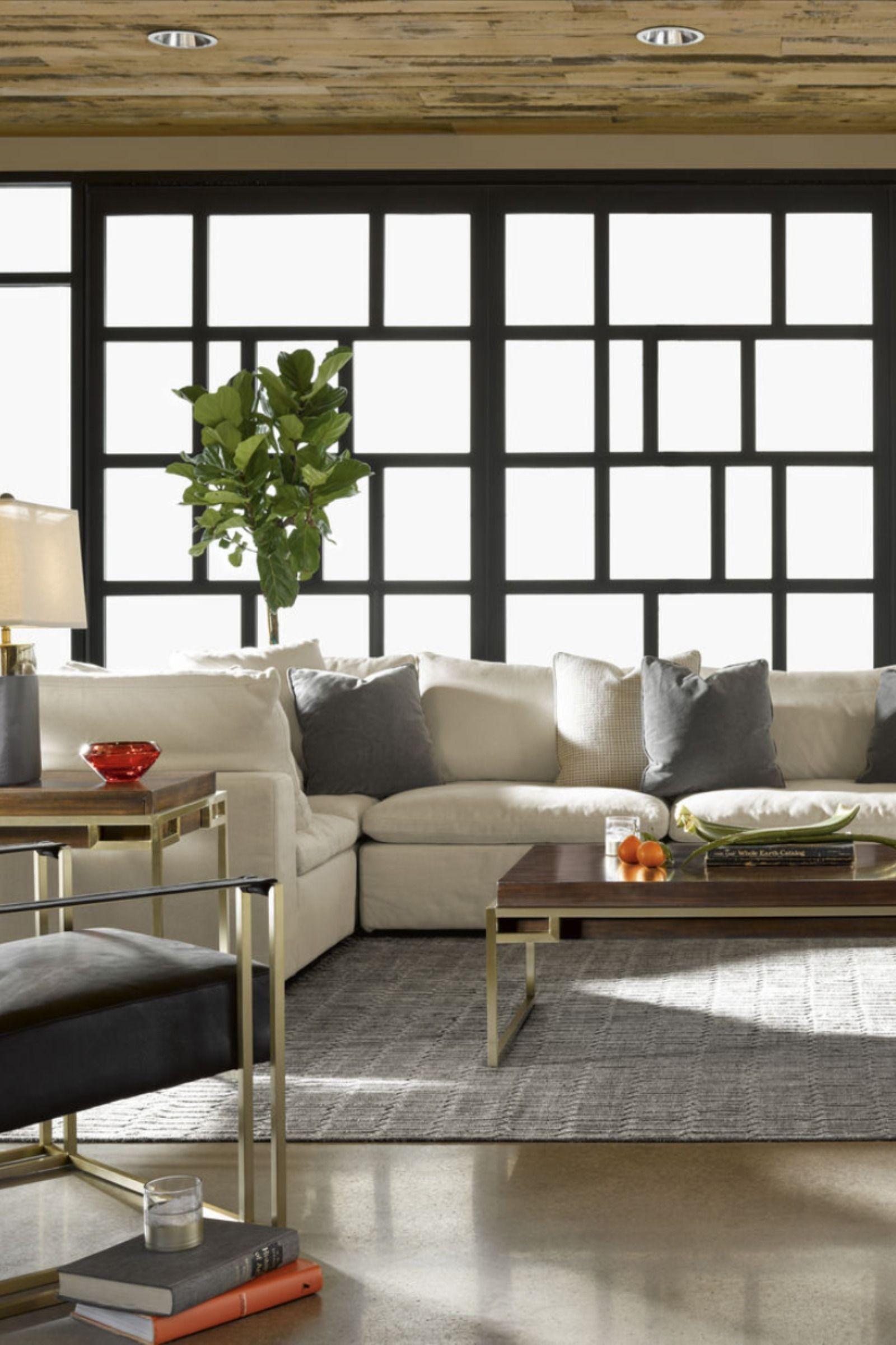 Palmer Sectional 4 Piece Universal Furniture Furniture Living Room Designs [ 2400 x 1600 Pixel ]