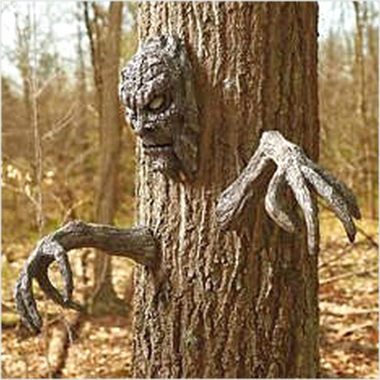 40 Best Outdoor Halloween Decorations - Page 3 of 40 Diy Halloween