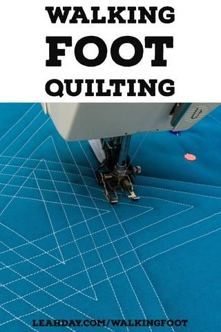 Explore Walking Foot Quilting Book PRINT Edition #modernquiltingdesigns