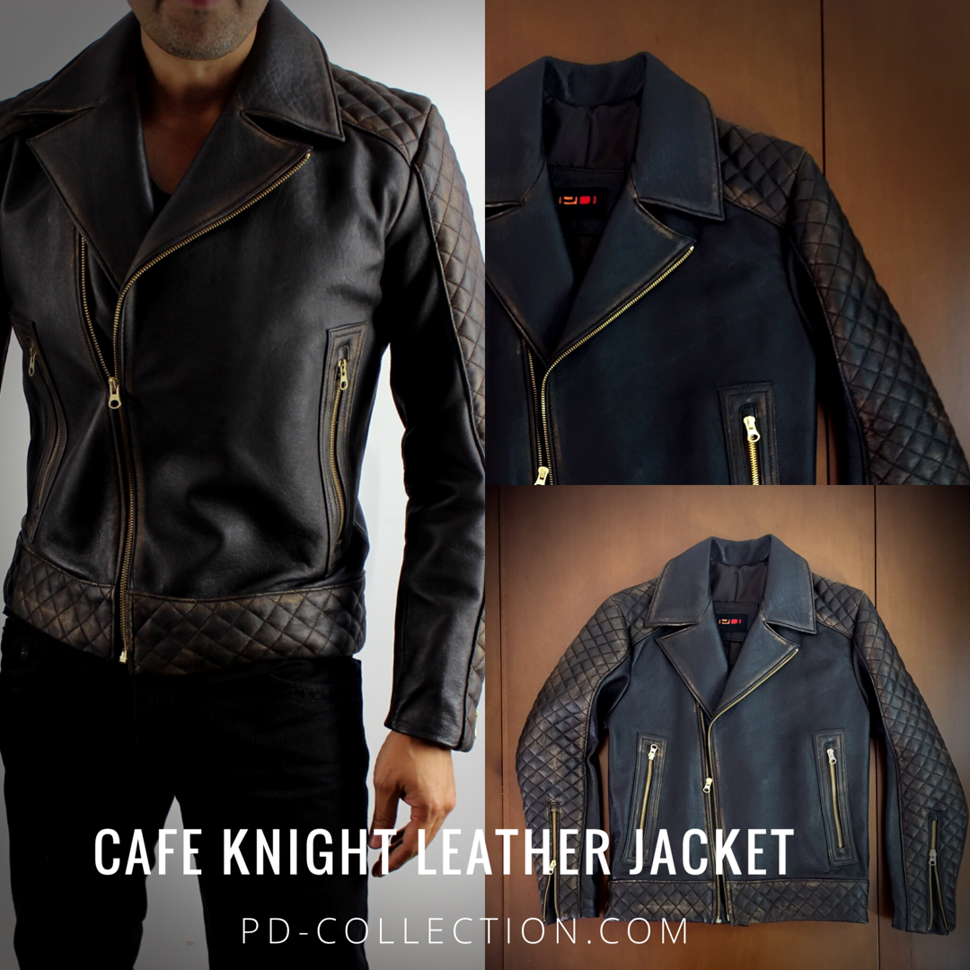 Pin On Leather Jackets Cafe Racer Inspire Pdcollection Com [ 1080 x 1080 Pixel ]
