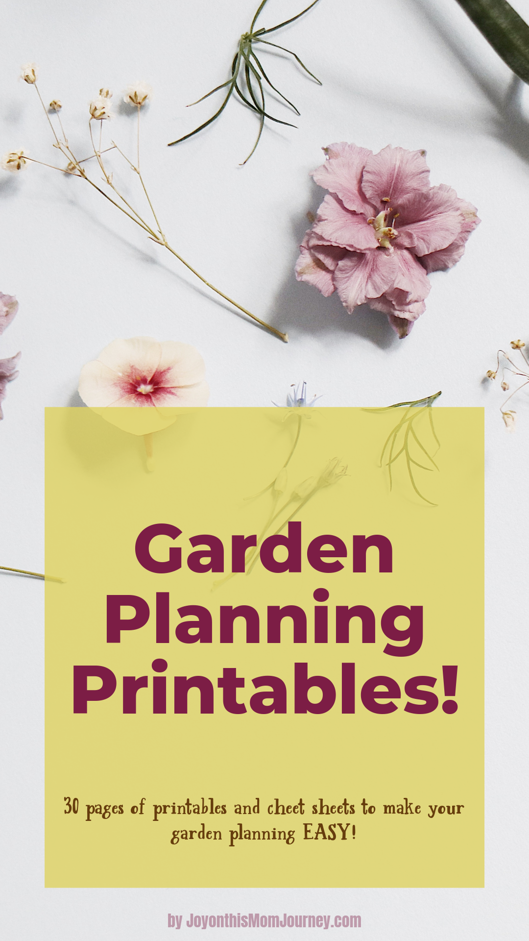 Planning Printables To Reduce The Clutter And Confusion Of