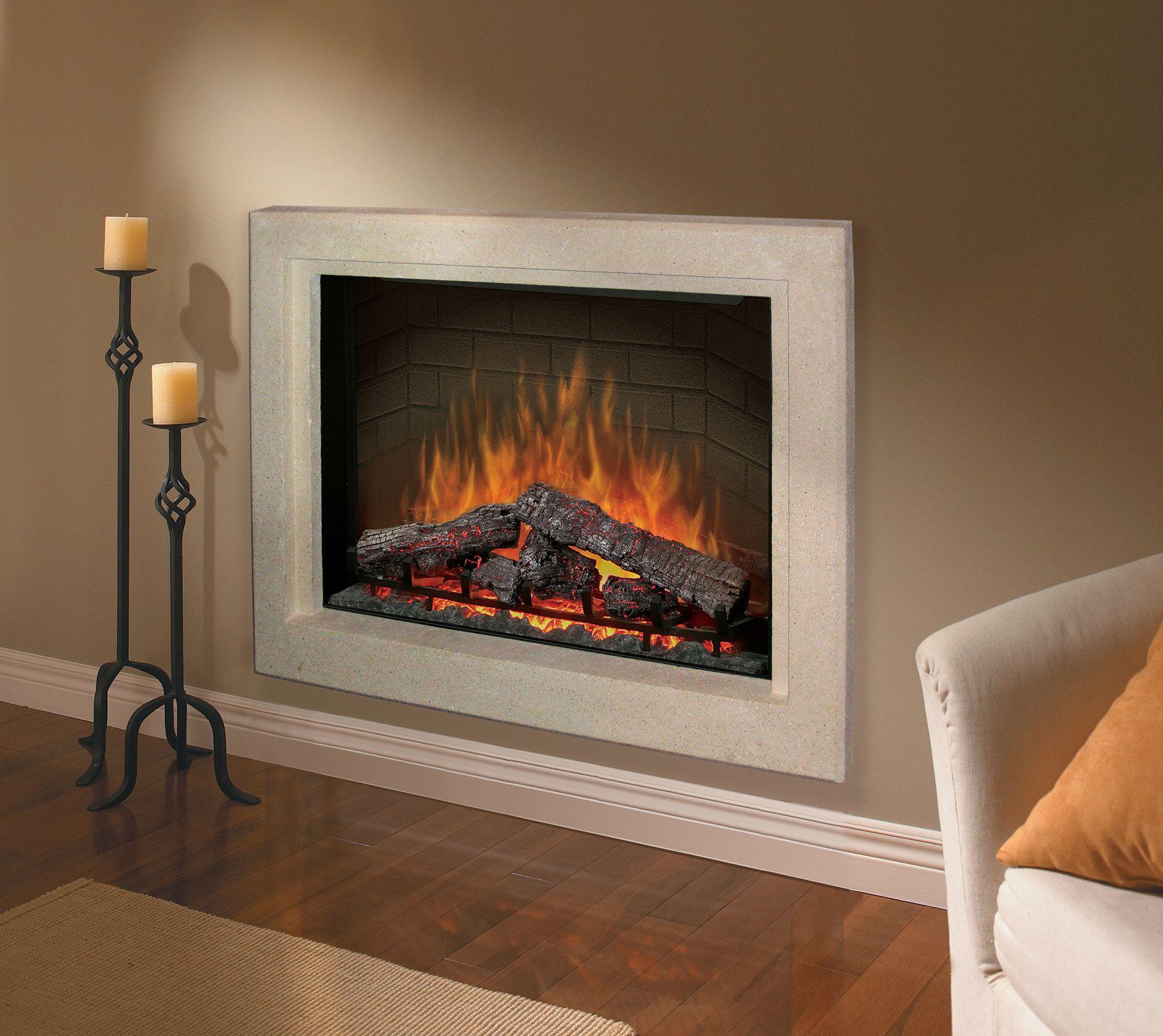 Dimplex bf39dxp electric fireplace 129900 cad trim glass dimplex 30 inch self trimming electric firebox teraionfo
