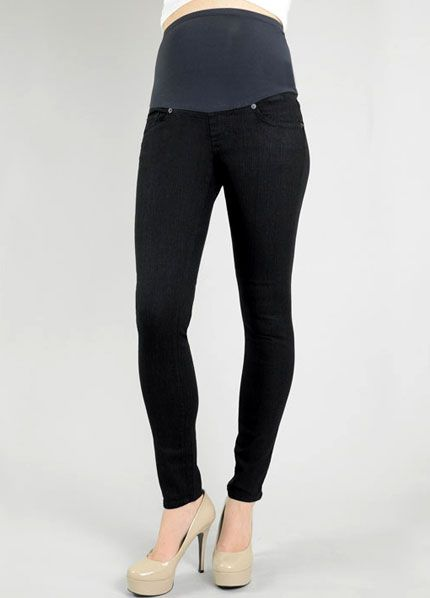 James Jeans Twiggy Maternity Jean Leggings - A celebrity favorite ...