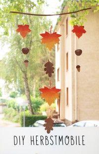 Herbstdeko Selber Machen 60 Diy Anleitungen Und Ideen Handmade Kultur Herbst Dekoration Basteln Herbst Fensterbild Basteln Herbst