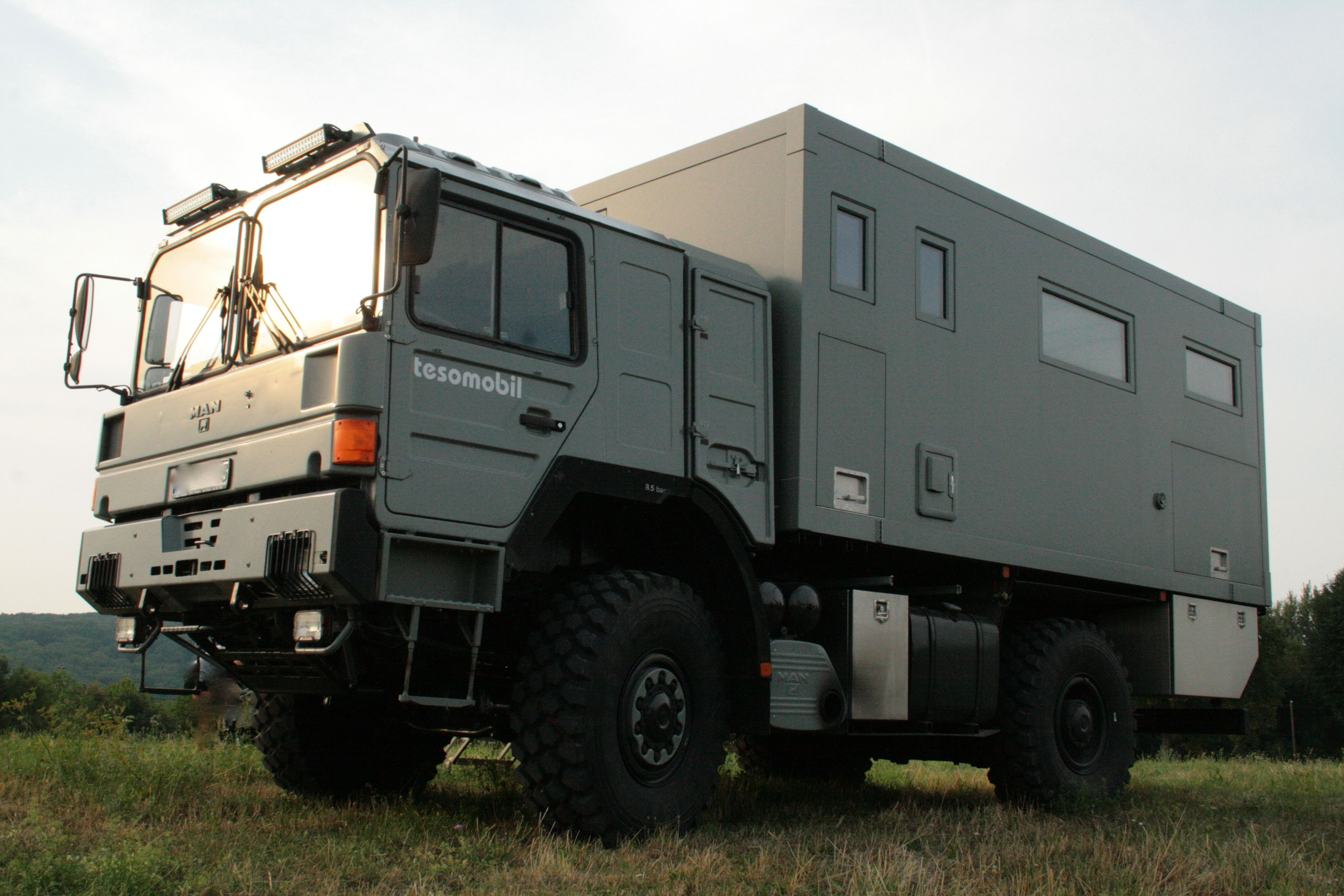 Unimog Survival Vehicle All Wheel Mobile Four Wheelers Voyage Manufacturers Expedition Mobile Construction Unica Camper Kaufen Truck Camper Expeditionsfahrzeug