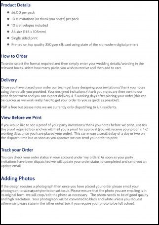 Wedding Invitation Additional Information Wedding Ideas Pinterest